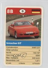 1990 ACE Super-Trumf Cars #8B Irmscher GT Non-Sports Card 0w6