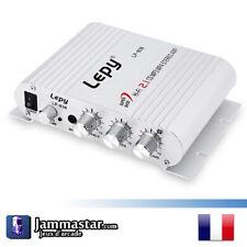 Amplificateur audio 2.1 Lepy LP-838 - Hi-Fi stereo amplifier 3 Channels