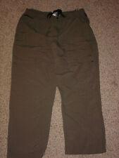 Mens Northface Paramount Peak A146 Convertible Zip Off Pants! Size XL