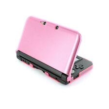 Coque de protection rigide ZedLabz pour 3ds XL Modèle 2012 couleur Rose Pailleté