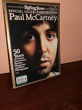 ROLLING STONES RIVISTA-PAUL McCARTNEY.SPECIAL  COLLECTORS EDITION