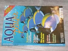 $$ Revue Aqua plaisir N°15 Acanthurus  Reproduction  Planter  Caulerpe