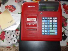 Registratore di Cassa Sarema Mod. GRILLO EJ LC Colore Rosso