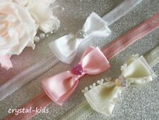 Princess Satin Bow Hair Accessories for Girls