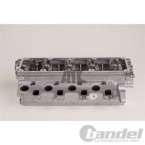 AMC ZYLINDERKOPF vormontiert AUDI SEAT SKODA VW 2.0 TDI 16V COMMONRAIL