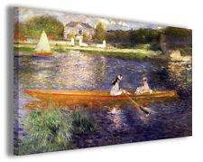 Quadri famosi Pierre Auguste Renoir vol II Stampa su tela arredo moderno arte