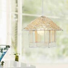 Lampadari da soffitto in argento alluminio E27