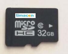 32GB Micro SD Card Flash Memory Micro SD Micro SDHC Class 10 For Phone,Tab