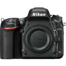 Nikon D750 Digital SLR Camera (Body Only) FX/24.3MP/1080p - *NEW*