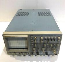 Kenwood 40mhz Oscilloscope Cs 5235 For Parts Or Repair