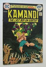 Kamandi, The Last Boy on Earth! #17 (Dc 5/74) Vf/Vf+ Jack Kirby/Nice!
