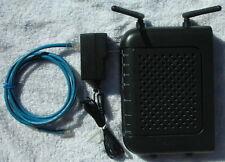 Belkin F5D8235 Wireless-N Router 300 Mbps 4-Port Gigabit Switch NAS Broadband