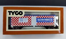 TYCO 355E Ralston Purina Billboard 40' Wood Reefer HO Scale