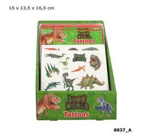 Depesche Dino World Tattoos