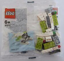 LEGO® 40213 Seaplane Wasserflugzeug  Promo Polybag Neu & OVP selten new  6137242