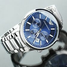 Import Emporio Armani AR2448 Classic BLUE Men's WATCH