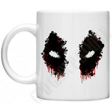Deadpool Eyes Deadpool Mug Marvel mug marvel super Heroes  11oz Mug Gift