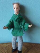 Mann Erna Meyer   Puppenstube Puppenhaus 1:18 dollhouse doll