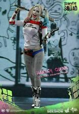 SIDESHOW EXCLUSIVE DC  HARLEY QUINN MMS383  Suicide Squad Movie FIGURE HOT TOYS