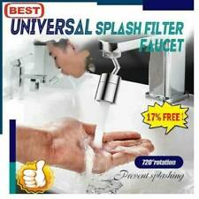 Universal Splash Filter Faucet  720° Rotate Water Outlet Faucet Best