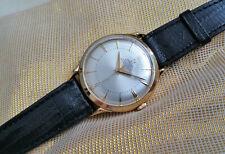 Vintage rare Omega Globemaster Chronometer watch,18k solid gold, 14311-352, runs