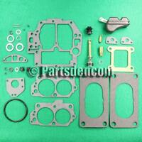 CARBURETTOR REPAIR KIT & FLOAT FITS NISSAN PATROL GQ Y60 TB42 4.2L 6 CYL 88-95
