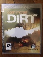 Colin McRae DiRT (Sony PlayStation 3, 2007) BRAND NEW