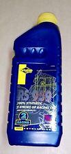 OLIO SINTETICO 2T OIL SYNTHETIC 100% 2 STROKE PUTOLINE GP RACING RS 959 RS959