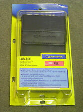 NEW Sony Cyber-shot LCS-FEE Soft Carrying Case