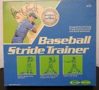 George Brett Baseball Stride Trainer Cosom Schaper 507120 1983