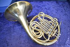 Josef Lidl(Made in the City of Brno,Czech Republic)Double French Horn w/Case,Mpc