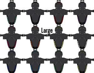 RRP Enduroguard V4 MTB Front & Rear Mudguard - Various Size/Colour Options