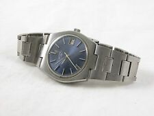 Rotary watch 17 jewels All Stainless Steel