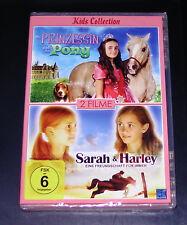 La Princesa und das PONY / SARAH Y HARLEY Kids Colección DVD NUEVO Y EMB. orig.