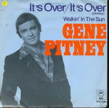 GENE PITNEY 45 TOURS HOLLANDE IT'S OVER