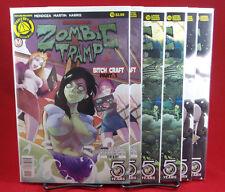 Zombie Tramp #19 Variant Cover A B C D E F Set Action Lab Comics 2016