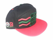 BODEGA HEAT BUCKS ROCKETS Snapback Cap Black Black SO FOUL Adjustable