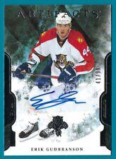 Erik Gudbranson - 2011-12 Artifacts Rookie Autographs  #'d 41/99 - Card #XI