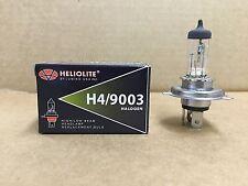 Genuine HELIOLITE Halogen 12V 9003 H4 Headlight Bulbs Hi-Low Beam