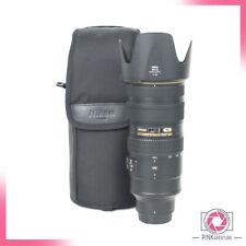 Nikon 70-200mm AF-S f2.8 G ED VR II Lens