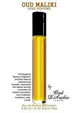 Oud Maliki (Malaki - Royal Aoud Blend) Perfume Oil 12ml Rollerball Alternative