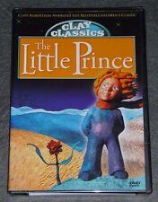 THE LITTLE PRINCE claymation animation NEW SEALED DVD Antoine de Saint-Exupéry