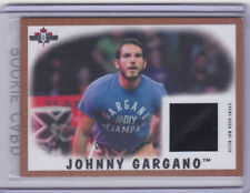 2017 Topps Heritage WWE Johnny Gargano /99 Mat Relic NXT Takeover