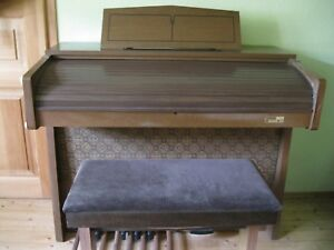 Orgel, Heimorgel GEM Wizard W 335