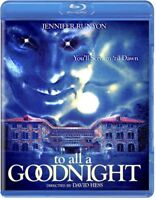 To All a Goodnight [New Blu-ray]