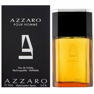 Azzaro Pour Homme 100 ml Eau de Toilette Vaporisateur