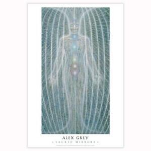 Tool 10,000 Days Alex Gray Poster 24 x 36