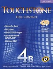 Touchstone 4b Full Contact [With DVD] (Mixed Media Product)