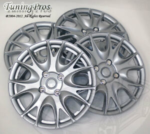 """4pcs Qty 4 Wheel Cover Rim Skin Cover 14"""" Inch, Style 533 14 Inches Hubcap"""