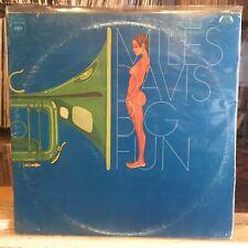 [JAZZ]~VG+ 2 DOUBLE LP~MILES DAVIS~Big Fun~[OG 1974~CBS~Issue]~